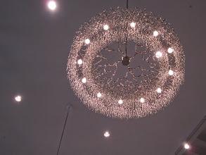 Photo: Lampa przy wejściu