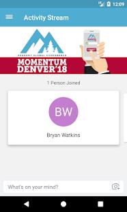 Momentum Denver 2018 - náhled