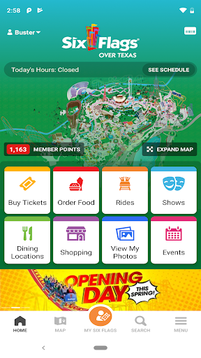 Six Flags 3.0.2 app download 1