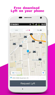 Call Lyft Taxi Guide