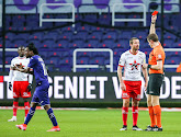 Damien Marcq connait sa sanction suite à son expulsion à Anderlecht