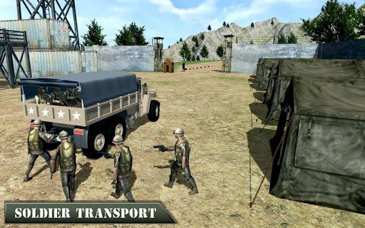 US Army Off-road Truck Driver 3D 1.1 screenshots 13