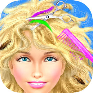 Princess Winter Hair Salon SPA for PC and MAC