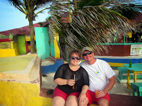 Photo: Happy Island Bar, Union Island