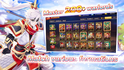Dynasty Heroes: Legend of SamKok filehippodl screenshot 2