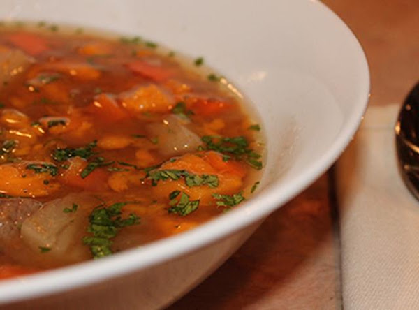 Otoño Estofado De Carne (autumn Beef Stew) Recipe