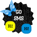 Butterfly 2 - GO SMS THEME icon