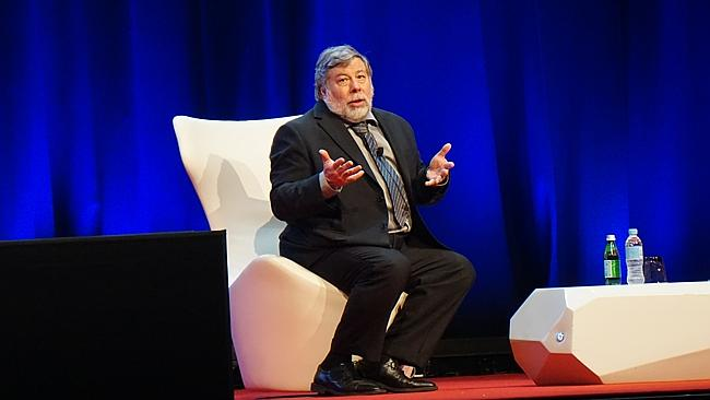Wozniak no fan of data retention