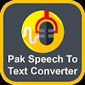Urdu Voice To Text Converter ~ Voice Typing App icon