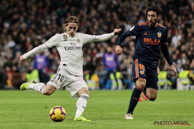 Gros coup dur pour Zinedine Zidane et Luka Modric au Real Madrid !