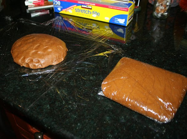 Cut out into desired shapes.Baking depends on if they are for eating or building. Eating,...