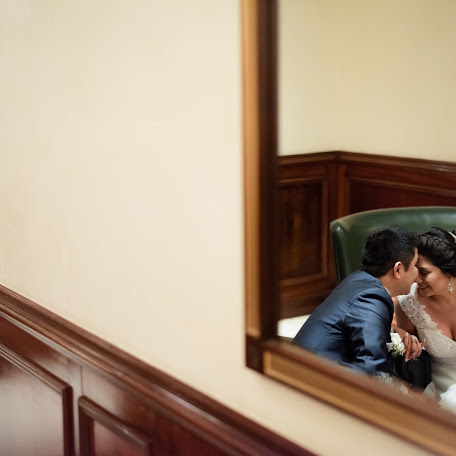 Fotógrafo de bodas Eugenia Orellana (caracoldementa). Foto del 16.10.2018