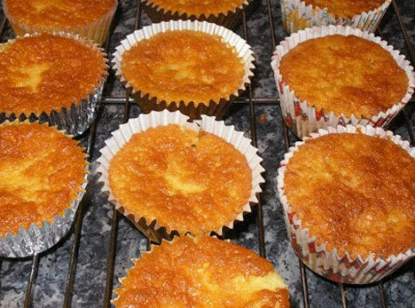 Pineapple Cupcakes Recipe