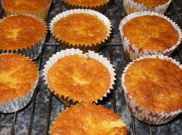 Pinapple Cupcakes