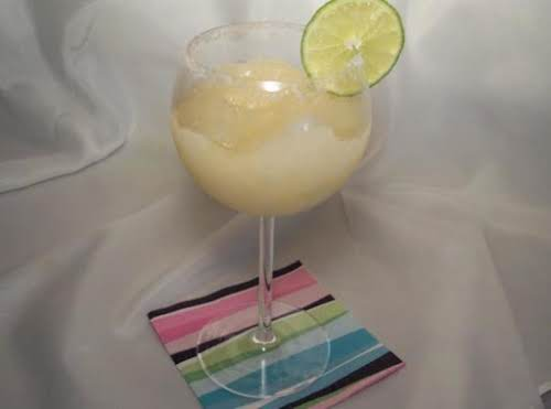 "Perfect Beer Margaritas ""It's the perfect blend of sweet and slightly tart,..."