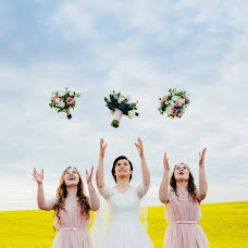 Wedding photographer Sergey Volkov (volkway). Photo of 27.05.2017
