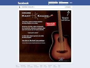 Photo: Hany Facebook App