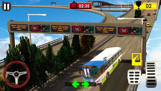 Download Impossible Bus Driving : School Bus Simulator For PC Windows and Mac apk screenshot 5
