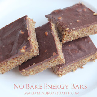 No-Bake Energy Bars