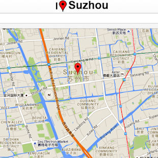Suzhou Map Android Apps On Google Play - Suzhou map