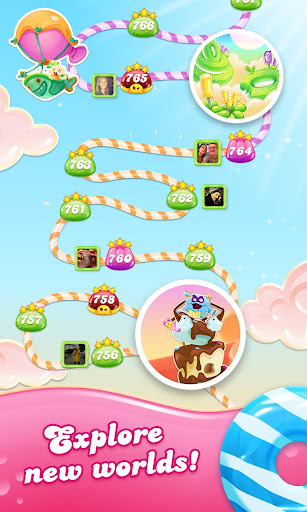 Candy Crush Jelly Saga screenshot 4