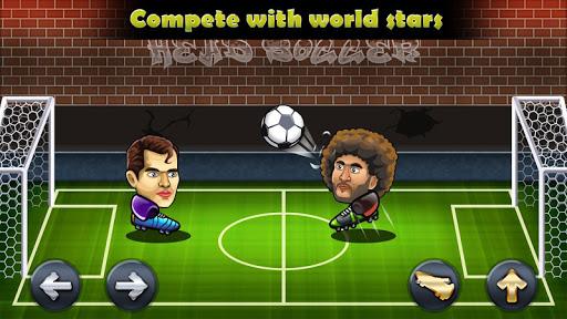 Head Soccer World Champion 1.0 screenshots 4
