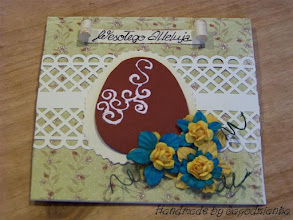 Photo: EASTER CARD 1
