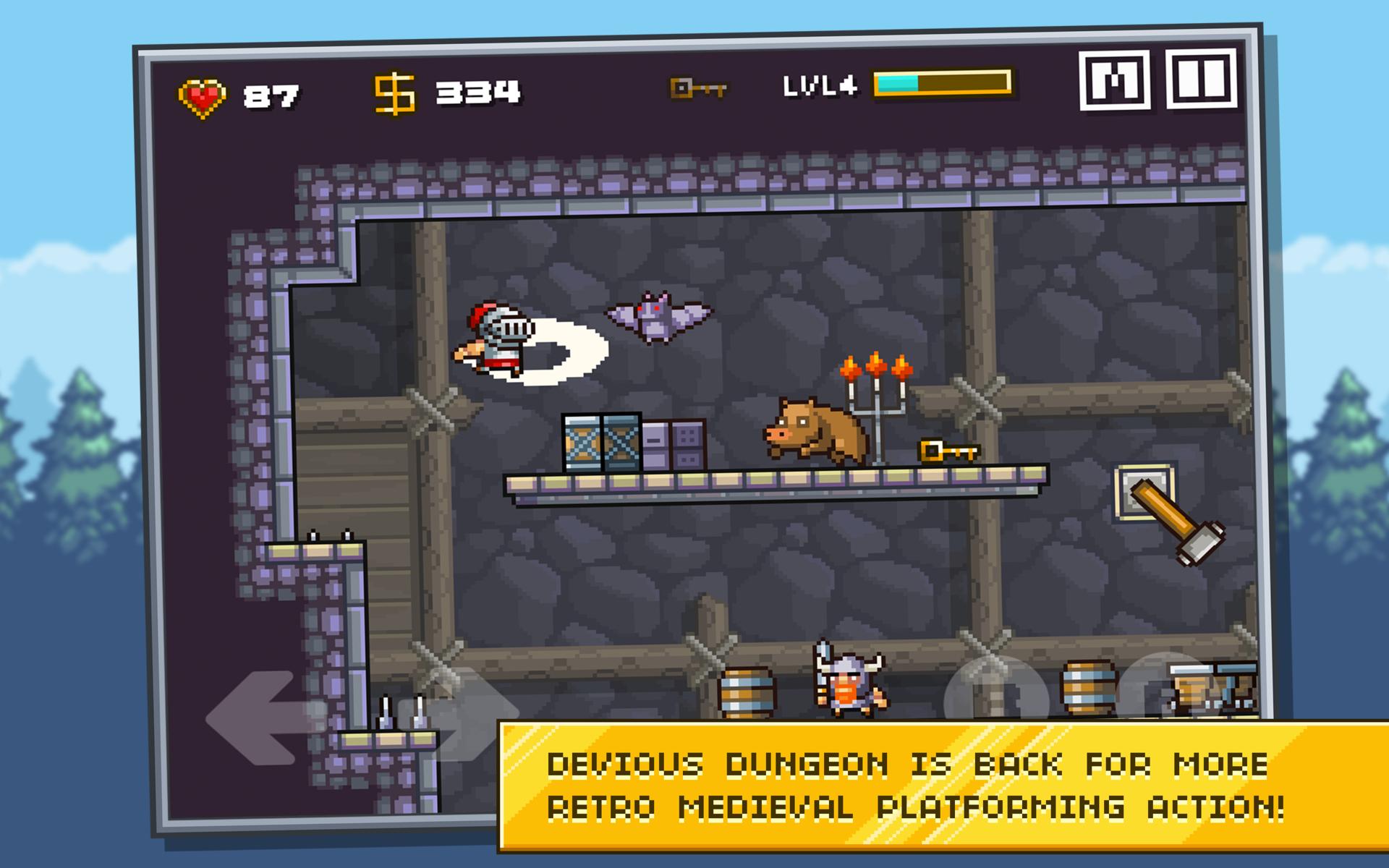 Devious Dungeon 2 screenshot #11
