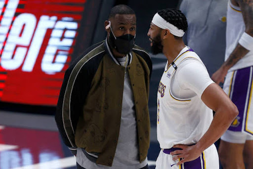 Anthony Davis Commends Lakers For Having 'Next Man Up' Mindset During Season Filled With Injuries