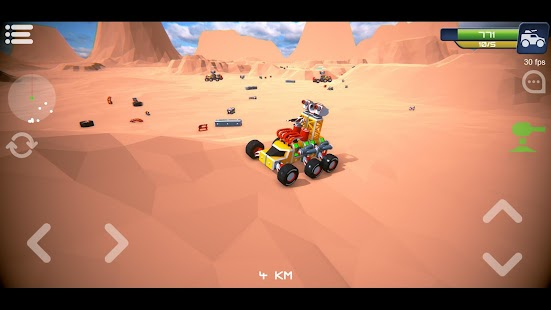Block Tech : Epic Sandbox Car Craft Simulator GOLD Screenshot