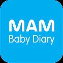 MAM Baby Diary icon