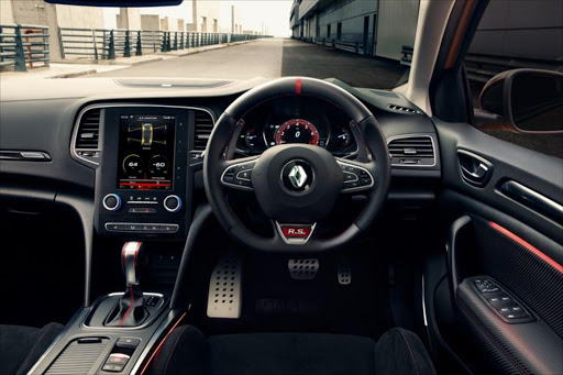 Review  2018 Renault Megane Rs 280 Lux Edc