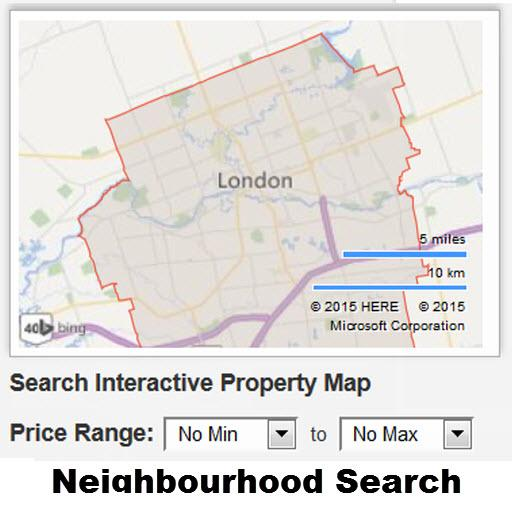 London Ontario Neighbourhoods