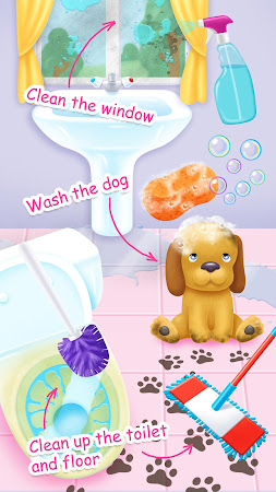 Doll House Cleanup 1.0.11 screenshot 641398