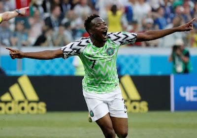 Musa fait chavirer le Nigéria et rend un peu d'espoir à l'Argentine