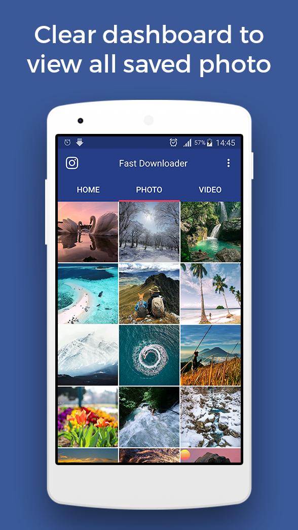 Fast Downloader – save photo video on Instagram v1.5.2 Pro