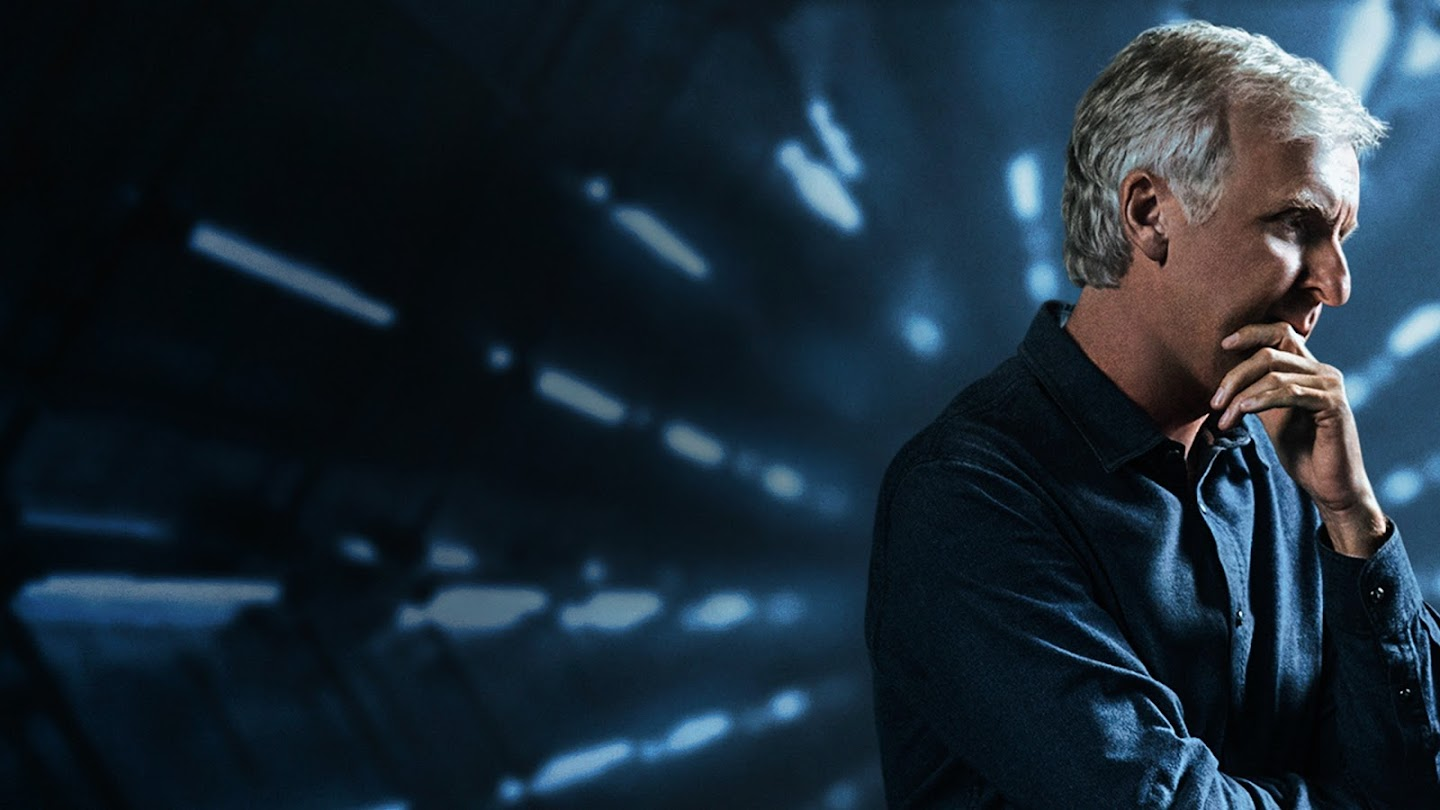 Watch James Cameron's Story of Science Fiction live