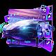 Neon Car Theme for Keyborad Android apk
