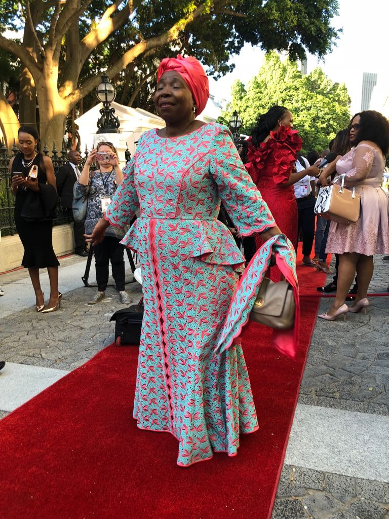 Best Amp Worst Dressed On The Sona2018 Red Carpet