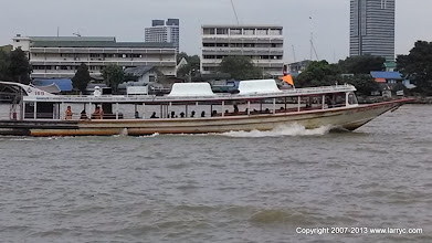 Photo: A River bus.