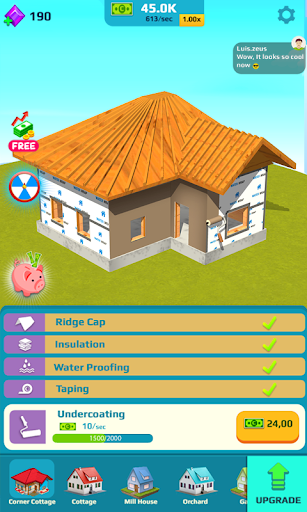 Idle Home Makeover screenshots 4