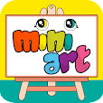 Mini Art - Hikaye anlatan boyama kitabı file APK for Gaming PC/PS3/PS4 Smart TV