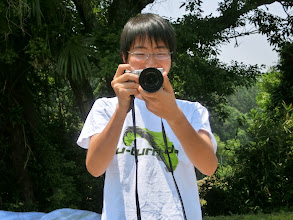 Photo: 撮る人を撮る