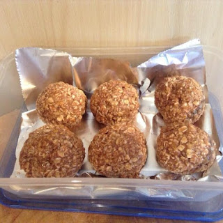 Easy High Protein Oaty Bites Recipe