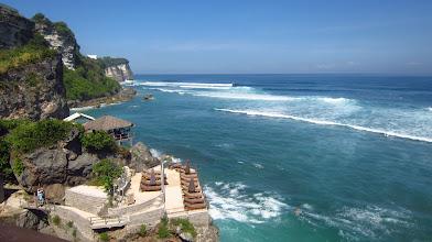 Photo: Uluwatu- Famous Bali surf