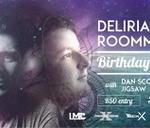Deliriant & Roommush - Birthday Bash : Medley'z Beachfront