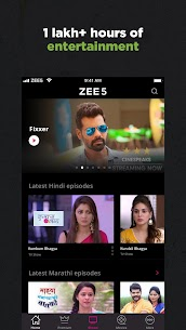 ZEE5 – Movies, TV Shows, LIVE TV & Originals App Download For Android and iPhone 3