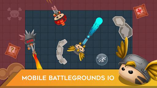 Mobg.io Survive Battle Royale  captures d'u00e9cran 2