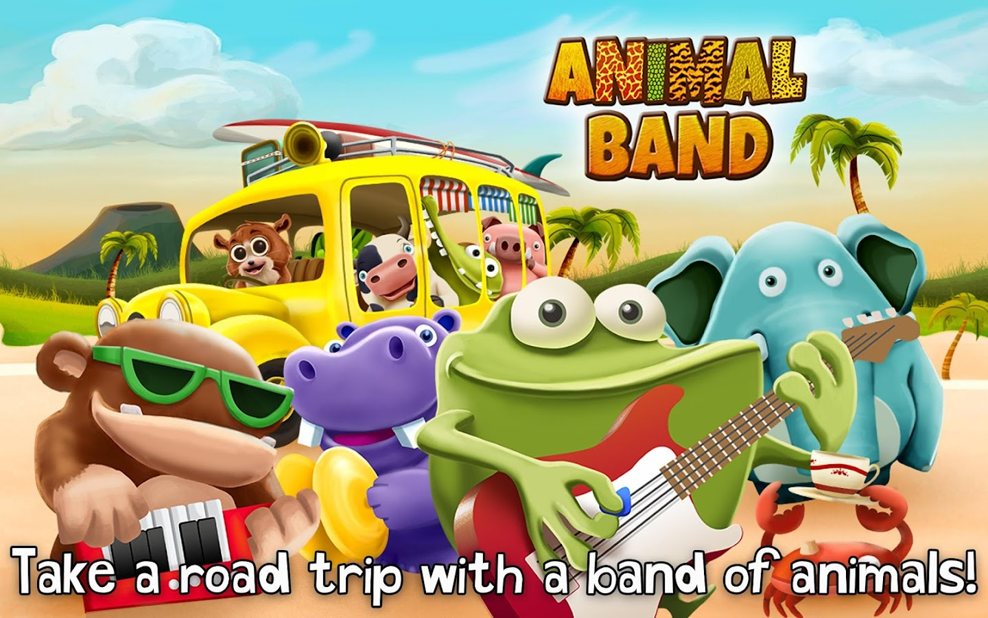 Animal Band- screenshot