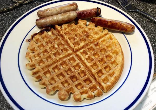 Buttermilk Malted Waffles Recipe